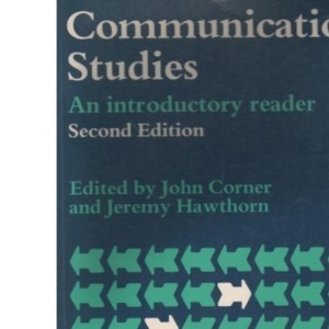 Communication Studies: An Introductory Reader