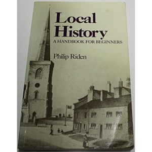 Local History: A Handbook for Beginners