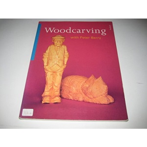 Woodcarving with Peter Berry