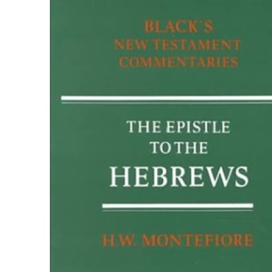 Epistle to the Hebrews (Black's New Testament Commentaries)