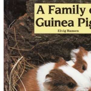 A Family of Guinea Pigs (Animal Families)