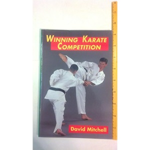 Winning Karate Competition