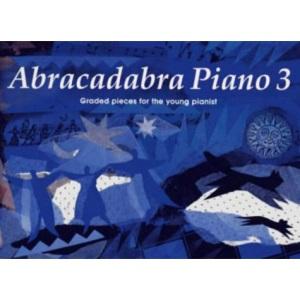Abracadabra Piano: Bk. 3 (Instrumental Music)