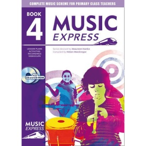 Music Express: Year 4: Lesson Plans, Recordings, Activities and Photocopiables (Music Express)