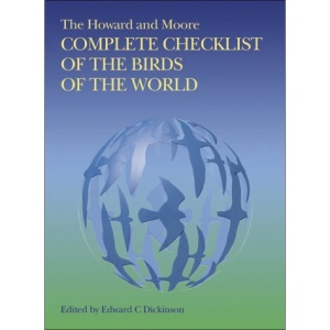 Howard and Moore Complete Checklist of the Birds of the World