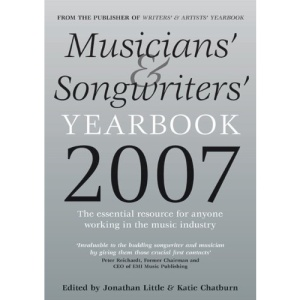 Musicians' and Songwriters' Yearbook 2007