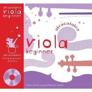 Viola Beginner: Pupil's Book + CD (Abracadabra Strings Beginners)