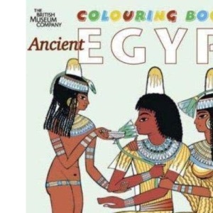 The British Museum Colouring Book of Ancient Egypt (British Museum Colouring Books)