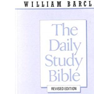 Revelation of John: Chapters 1-5 v. 1 (Daily Study Bible)