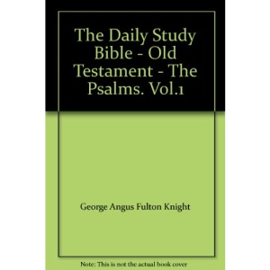 Psalms: Bk.1 (Daily Study Bible)