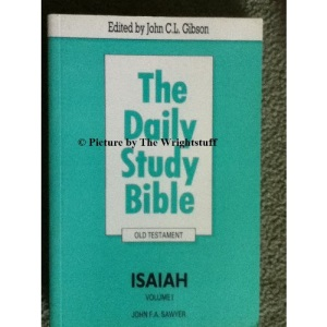 Isaiah: Bk. 1 (Daily Study Bible)