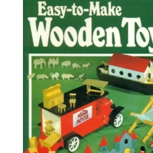 Easy-to-make Wooden Toys
