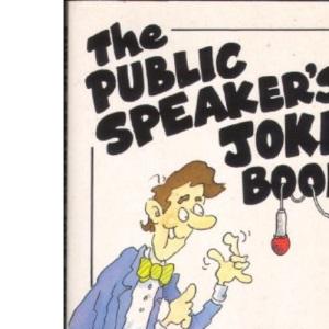 Public Speaker's Joke Book (Paperfronts S.)