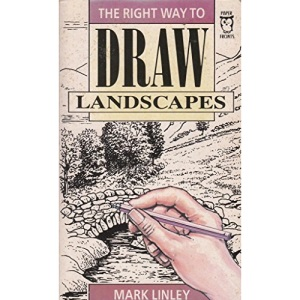 Right Way to Draw Landscapes (Paperfronts)