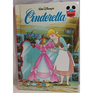 Cinderella (Walt Disney) (Disney's Wonderful World of Reading)
