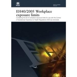 Workplace Exposure Limits 2005 (Environmental Hygiene)