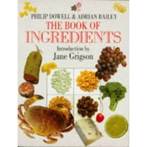 The Book of Ingredients (Mermaid Books)