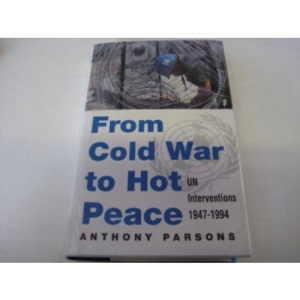 From Cold War to Hot Peace: UN Interventions, 1947-94