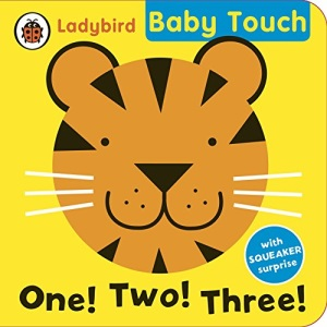 Baby Touch: One! Two! Three! bath book (Baby Touch Bath Book)