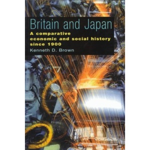From Meiji to Major: Comparative Economic and Social History of Britain and Japan, 1900-95