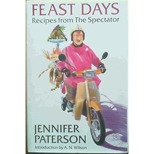 """Feast Days: Recipes from """"The Spectator"""""""