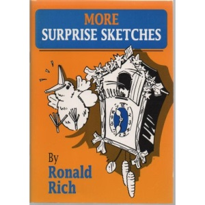 More Surprise Sketches: Twelve Sketches for Church or Conference (Short plays)