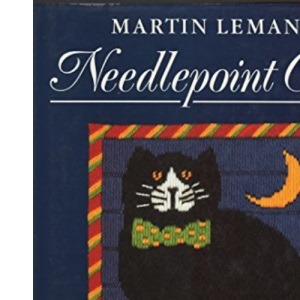 Martin Leman's Needlepoint Cats :