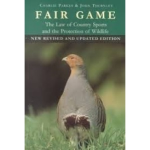 Fair Game: Law of Country Sports and the Protection of Wildlife