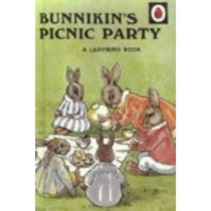 Bunnikin's Picnic Party (Anniversary Edition) (Rhyming Stories)