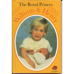 The Royal Princes William and Henry (Famous people)