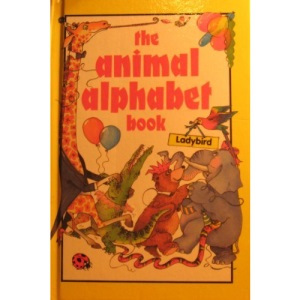 The Animal Alphabet (Learning to read)