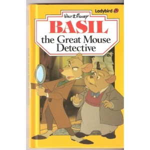 Basil, the Great Mouse Detective (Book of the Film)