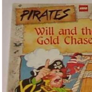 Will and the Gold Chase (Lego pirates)