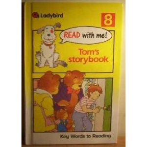 Tom's Storybook (Read with Me)