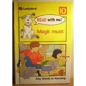 Magic Music (Read with Me)