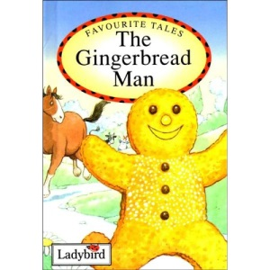 The Gingerbread Man (Ladybird Favourite Tales)