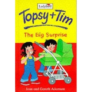 Topsy and Tim: The Big Surprise (Ladybird Topsy & Tim Storybooks)