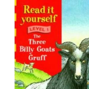Three Billy Goats Gruff (New Read it Yourself)