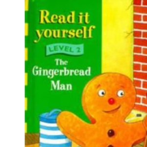 Gingerbread Man (New Read it Yourself)