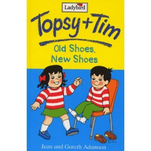 Topsy and Tim: Old Shoes, New Shoes (Topsy & Tim Storybooks)