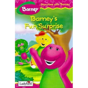 Barney's Fun Surprise (Storytime with Barney)