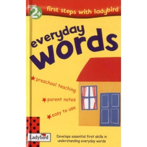 Everyday Words (First Steps with Ladybird)