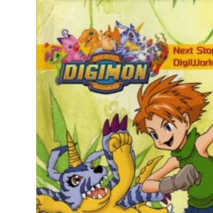 Digimon Digital Monsters: Next Stop...Digiworld!
