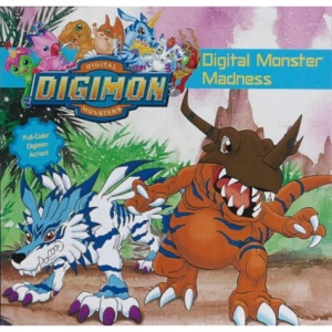 Digimon Read to me Plus: Digital Monster Madness! (Learn to Read S.)