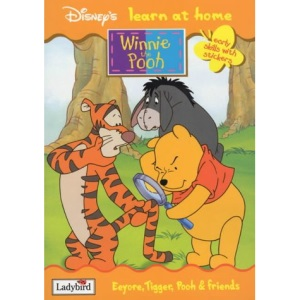 Winnie the Pooh Learn at Home: Eeyore, Tigger, Pooh and Friends (Disney's Learn at Home S.)