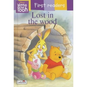 Lost in the Wood (Winnie the Pooh First Readers S.)