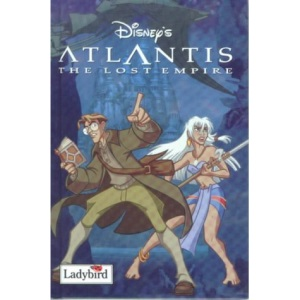 Atlantis (Disney Book of the Film)