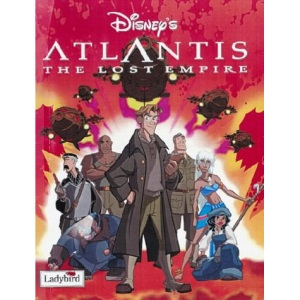 Atlantis: Film Storybook (Disney: Film & Video)