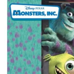 Monsters,Inc.: Film Storybook (Disney: Film & Video)