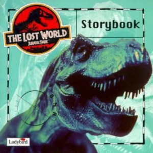 The Lost World Jurassic Park Storybook